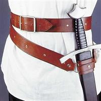 Medieval Double Wrap Belt