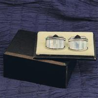 Cuff Links Mother of Pearl