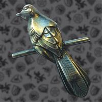 Littlefinger Mockingbird Pin
