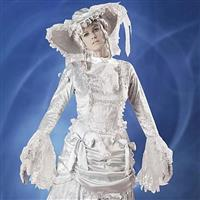 Ghostly Lady Complete Costume