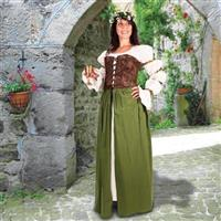 Country Maid Overdress