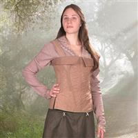 Maid Marion Riding Ensemble w/ Corset