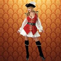 Pirate Treasure Ladies Complete Costume