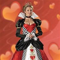Queen of Hearts Complete Costume