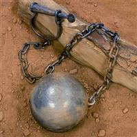 Historical Ball & Chain