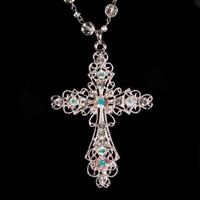 Milady's Cross Necklace