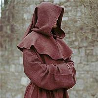 Monk's Robe and Hood