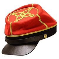 Confederate Artillery Officers Kepi 2nd Pattern