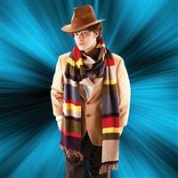 Doctor Who Fourth Doctor Deluxe 12' Scarf