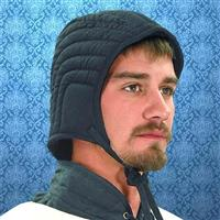 Arming Cap, Quilted