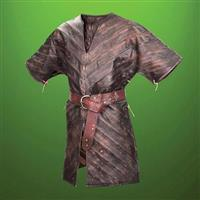 Leather Infantry Gambeson