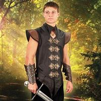 Swordsman's Leather Vest
