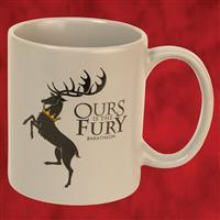 Game of Thrones Baratheon Sigil Mug