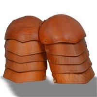 Leather Spaulders