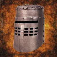 The Black Knight Helmet