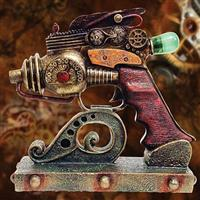 Consolidator Steampunk Weapon