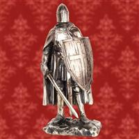 Crusader Knight Statue