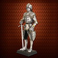 Medieval Armor Statue