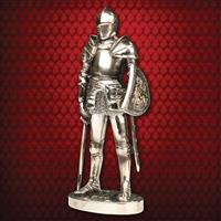 Milanese Knight Statue