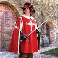 The Cardinal's Guard Tabard