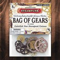 Bag of Steampunk Gears