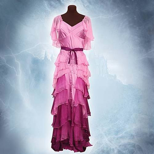HERMIONE GRANGER Yule Ball Gown from Harry Potter