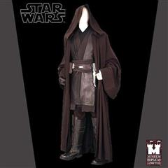 Anakin Skywalker Full Jedi Ensemble with Boots