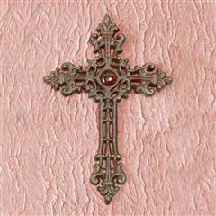 Antiqued Cross