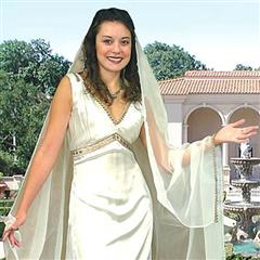 Athenian Gown