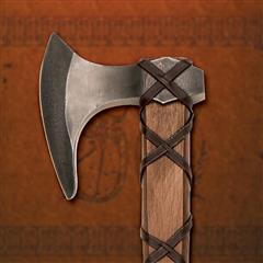 Axe of Ragnar Lothbrok