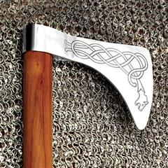 Dragon Viking Axe