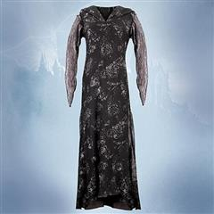 Bellatrix Lestrange Hooded Dress