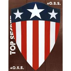 Captain America 1941 Shield, Varient
