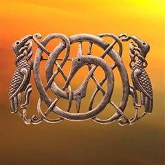 Celtic Brooch Pin