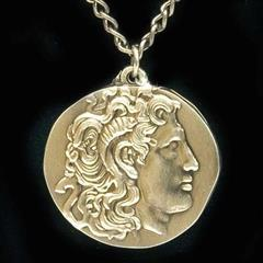 Coin Necklace of Alexander