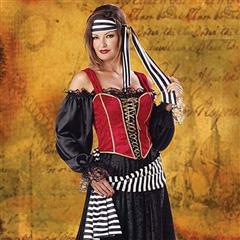 Pirate Lady Complete Costume