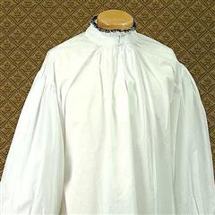 Courtly White Shirt