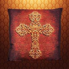 Crusader Pillow