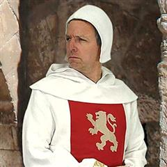 Crusader Priest Robe