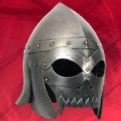 Dark Warrior Helmet