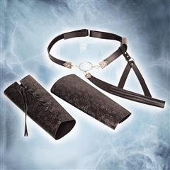 Deatheater Belt & Vambraces