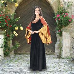 Morgan le Fay Gown