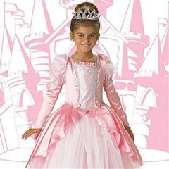 Fairytale Princess Girl's Costume