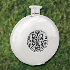 Green Man Flask