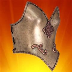 Female Breastplate