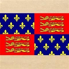 King Edward III Flag
