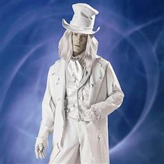 Ghostly Gent Complete Costume