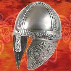 Embossed Viking Helmet