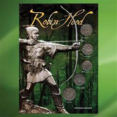 Robin Hood Coin Set