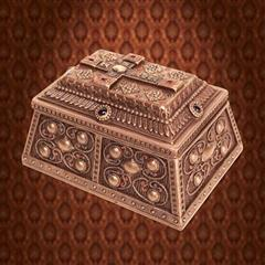 Crusader Trinket Box